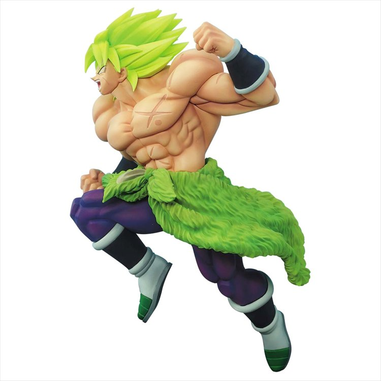 Dragon Ball Super - Broly Super Saiyan Z Battle Ver. Prize Figure