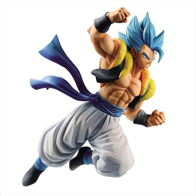 Dragon Ball Super - Gogeta Super Saiyan Blue Z Battle Ver. Prize Figure