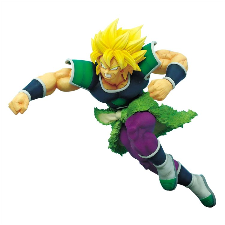 Dragon Ball Super - Broly Super Saiyan Z Battle Ver. 2 Prize Figure