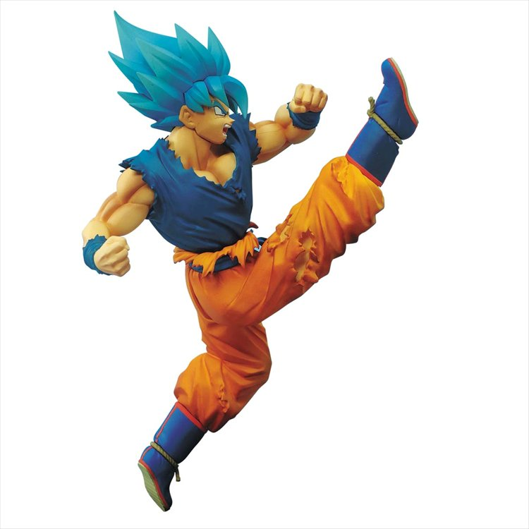Dragon Ball Super - Son Goku Super Saiyan BlueZ Battle Ver. Prize Figure