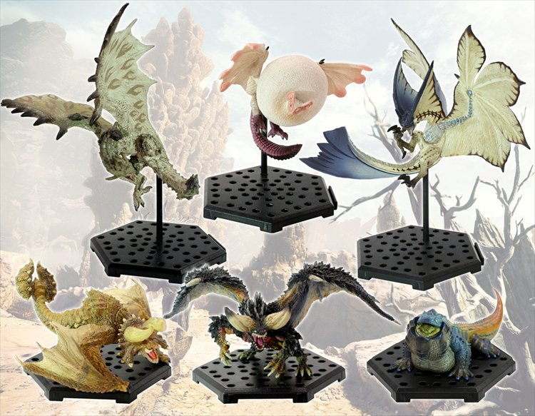 Monster Hunter - Capcom Figure Builder Monster Hunter Standard Model Plus Vol.10 Single BLIND BOX Re-release