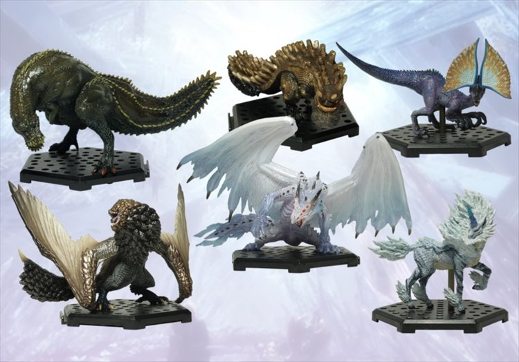 Monster Hunter - Capcom Figure Builder Monster Hunter Standard Model Plus Vol.12 Single BLIND BOX Re-release
