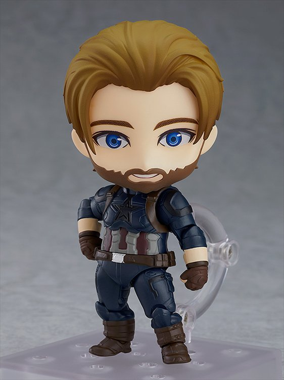 Avengers Infinity War - Captain America Infinity Edition Dx Ver. Nendoroid
