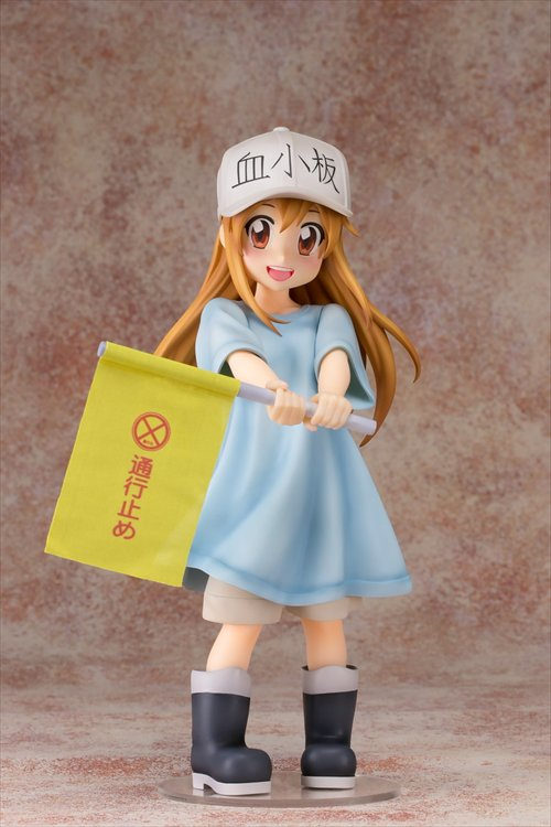 Cells At Work - Platelet Pvc Figure