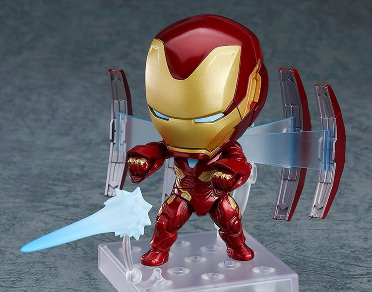 Avengers Infinity War - Iron Man Mark 50 Infinity Edition Dx Ver. Nendoroid