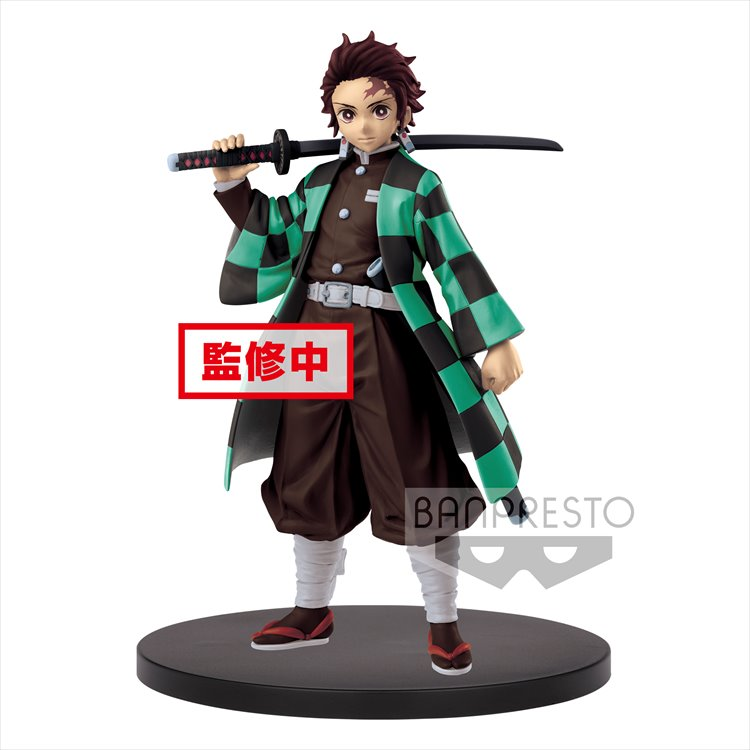 Demon Slayer - Tanjiro Kamado Prize Figure