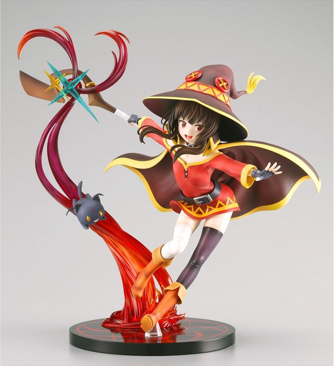 Konosuba Legend Of Crimson - 1/7 Megumin Explosion Magic Ver. PVC Figure