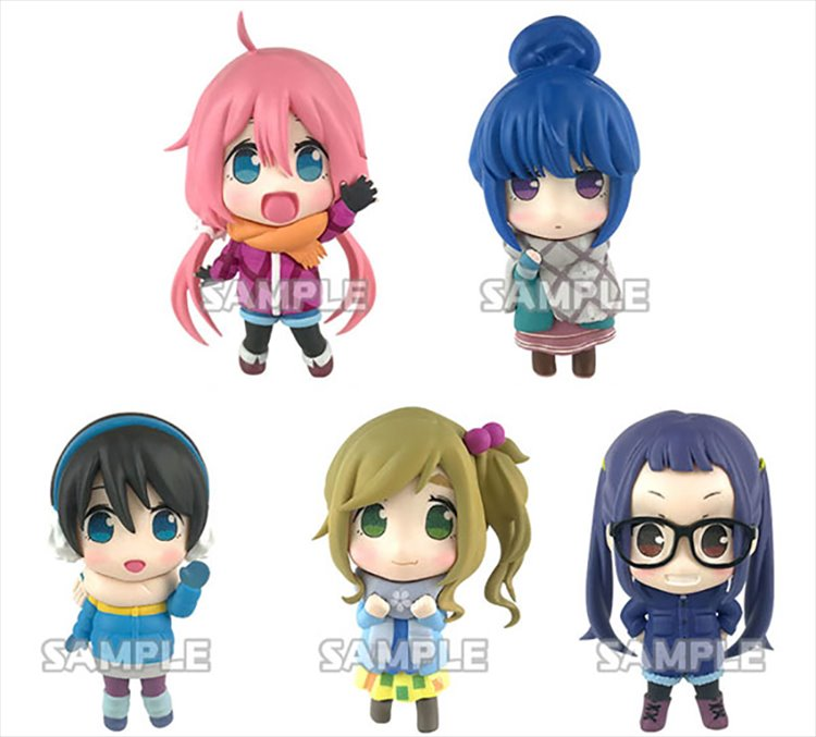 Yuru Camp - Collection Figure SINGLE BLIND BOX