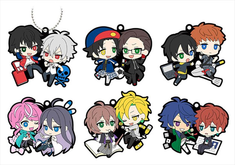 Hypnosis Mic - Buddy Collec Rubber Strap SINGLE BLIND BOX