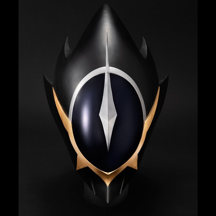 Code Geass Lelouch Of The Rebellion - 1/1 Scale Zero Mask Full Scale Works
