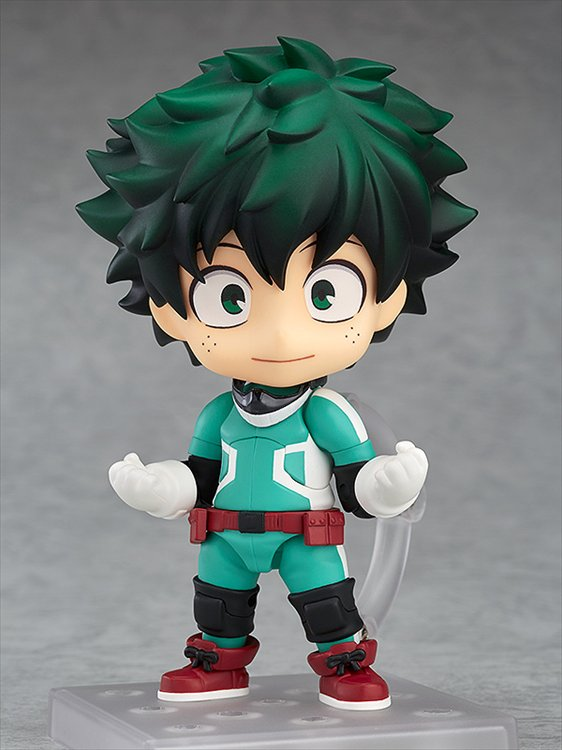 My Hero Academia - Izuku Midoriya Hero S Edition Nendoroid Re-Release