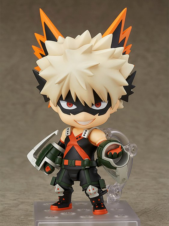 My Hero Academia - Katsuki Bakugo Hero S Edition Nendoroid Re-Release