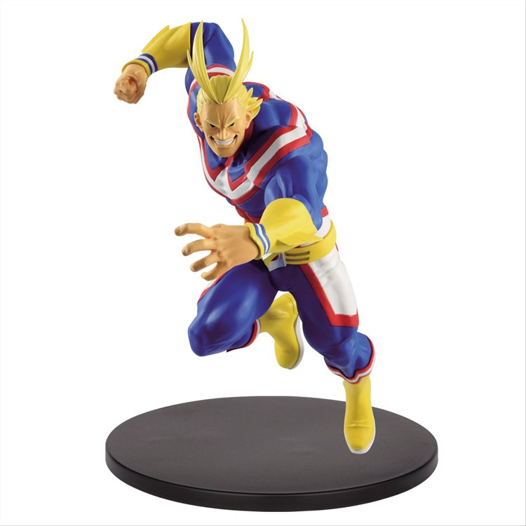 My Hero Academia - All Might The Amazing Heroes Vol.5 Banpresto Prize Figure