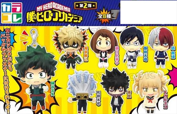 My Hero Academia - Karakore Mascot Keychain SINGLE BLIND BOX