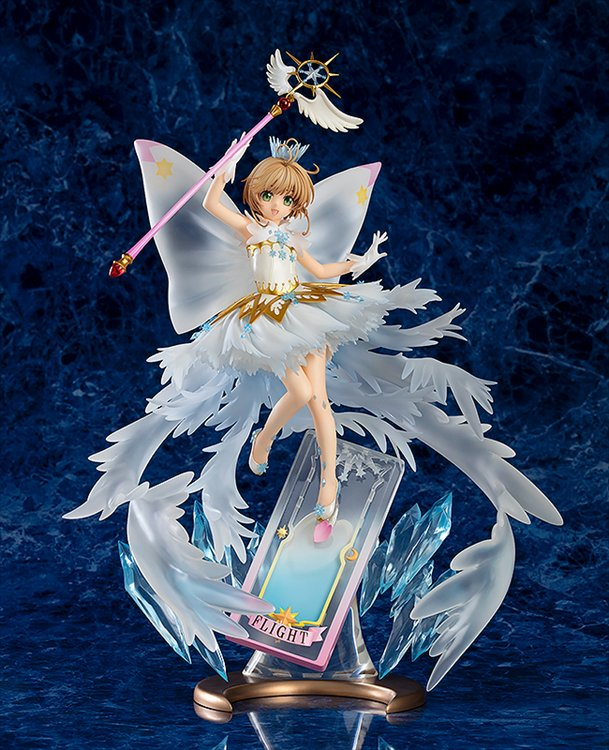 Cardcaptor Sakura Clear Card - 1/7 Sakura Kinomoto Hello Brand New World PVC Figure