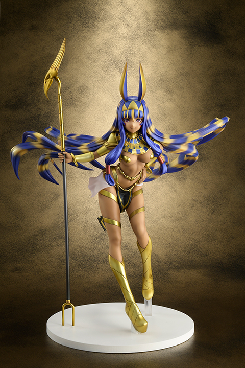 Fate/grand Order - 1/7 Caster / Nitocris PVC Figure Limited Edition PVC Figure Hobby Japan Exclusive