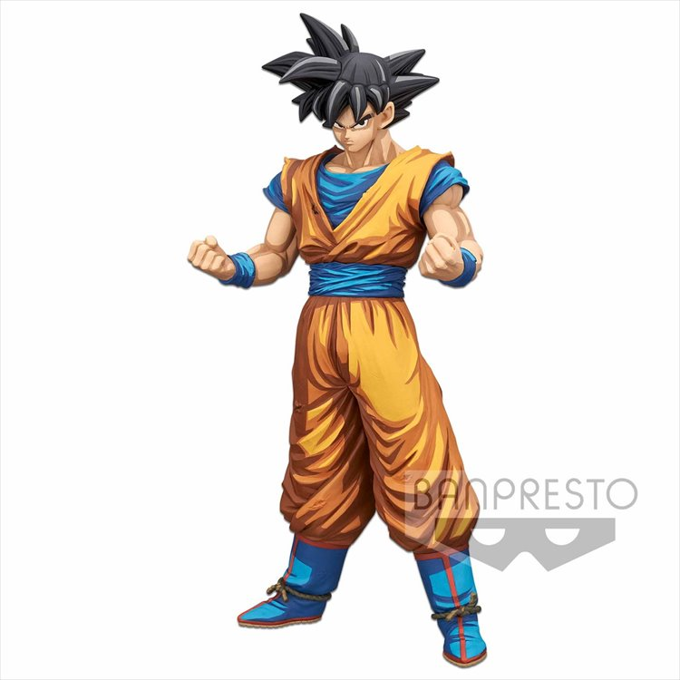 Dragon Ball Z - Son Goku Grandista Manga Dimensions PVC Figure