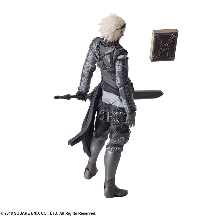 Nier Replicant - Nier and Emil Set Bring Arts PVC Figure