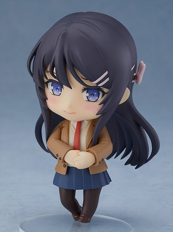 Rascal Does Not Dream Of Bunny Girl Senpai - Mai Sakurajima Nendoroid