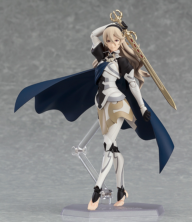 Fire Emblem Fates - Corrin Ver. female Figma Re-release