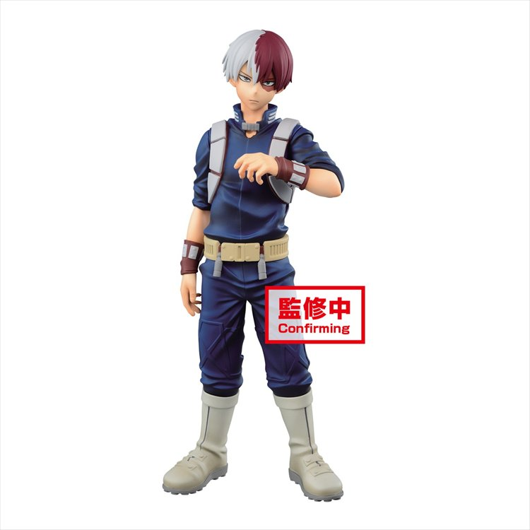 My Hero Academia - Shoto Todoroki Age of Heroes Ver. Banpresto Prize Figure