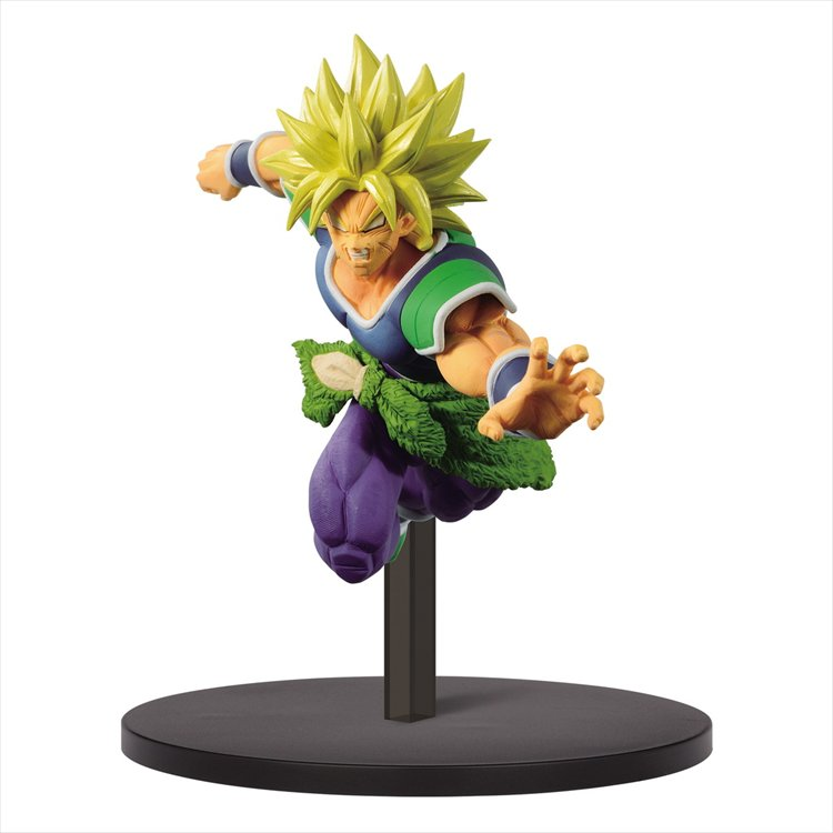 Dragon Ball Super: Broly Movie - Broly Super Saiyan Match Makers Ver. Banpresto Prize Figure