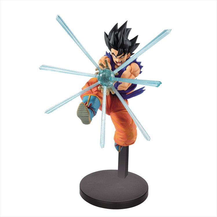 Dragon Ball Z - Son Goku GxMateria Ver. Banpresto Prize Figure