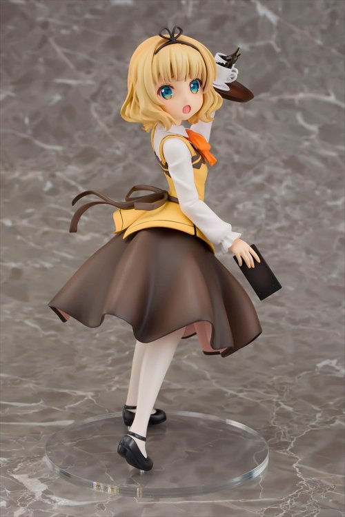 Is The Order A Rabbit - 1/7 Syaro Cafe Style Ver. PVC Figure