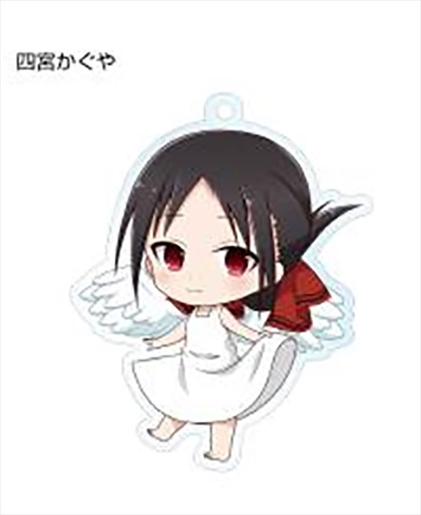 Kaguya Sama Love Is War - Kaguya Acrylic Keychain