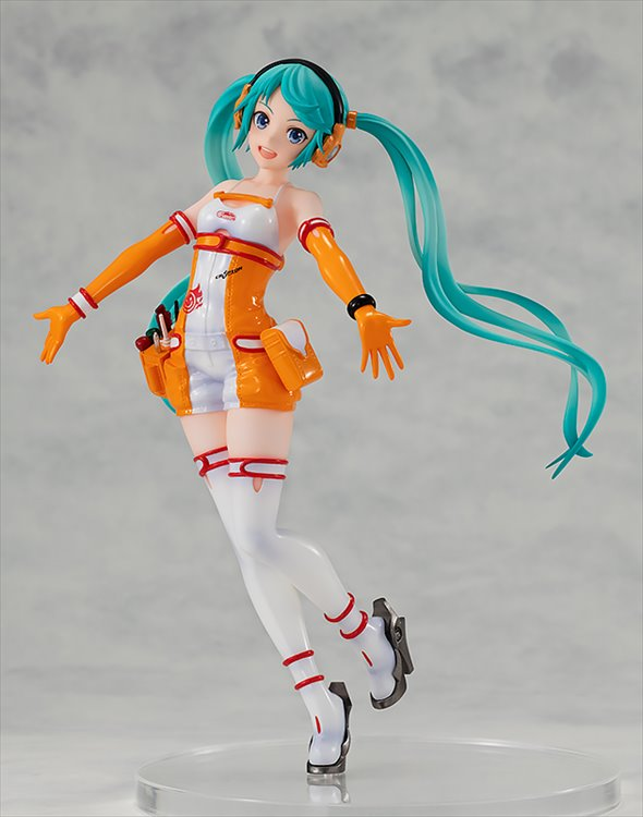 Hatsune Miku Gt Project - Pop Up Parade Racing Miku 2010 Ver. PVC Figure