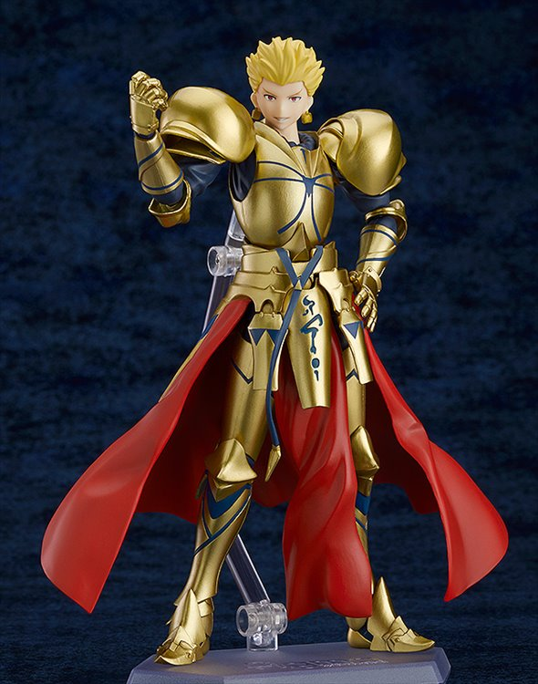 Fate/grand Order - Archer Gilgamesh figma re-release