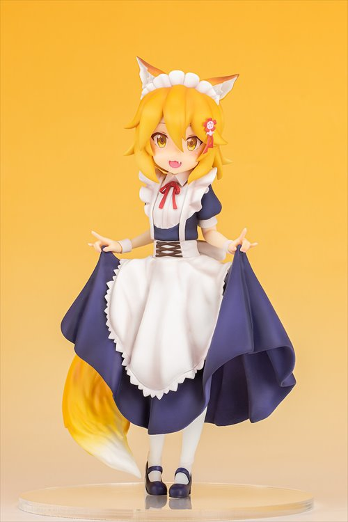 The Helpful Fox Senko-san - 1/7 Senko Maid Ver. PVC Figure