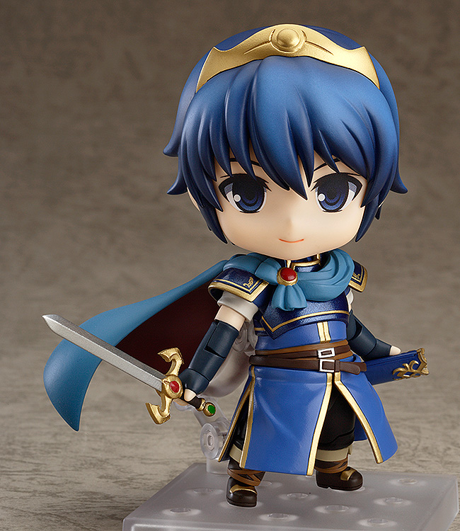 Fire Emblem: New Mystery of the Emblem - Marth Nendoroid