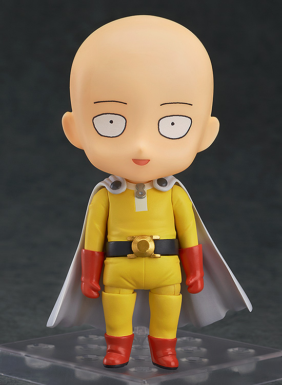 One Punch Man - Saitama Nendoroid Re-release