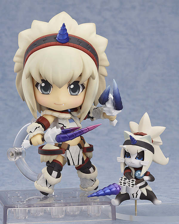 Monster Hunter 4 - Hunter Female Kirin Edition Nendoroid Re-release