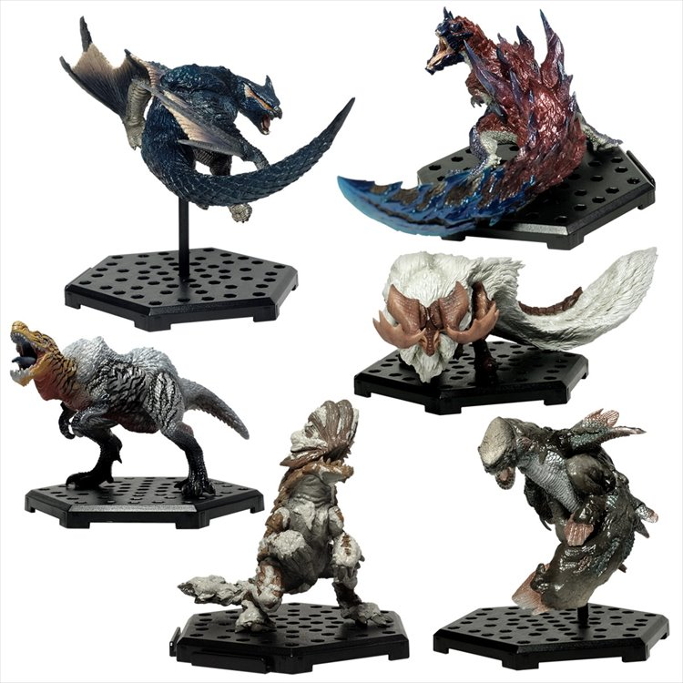 Monster Hunter - Capcom Figure Builder Vol.15 SINGLE BLIND BOX