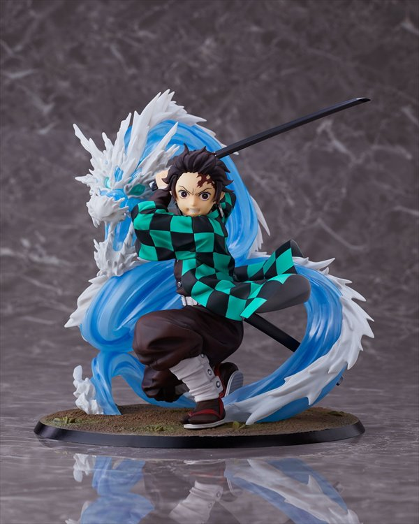 Demon Slayer - 1/8 Tanjiro Kamado Deluxe Version PVC Figure