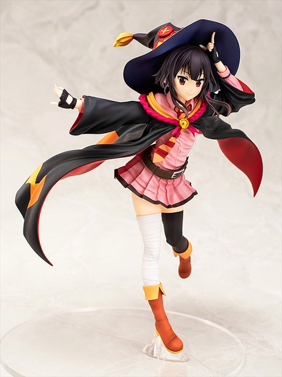 Konosuba Legend Of Crimson - Megumin School Uniform Ver. PVC Figure