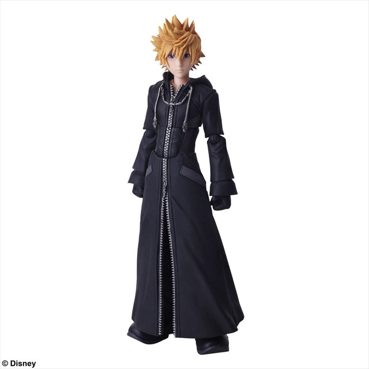 Kingdom Hearts III - Roxas Bring Arts PVC Figure