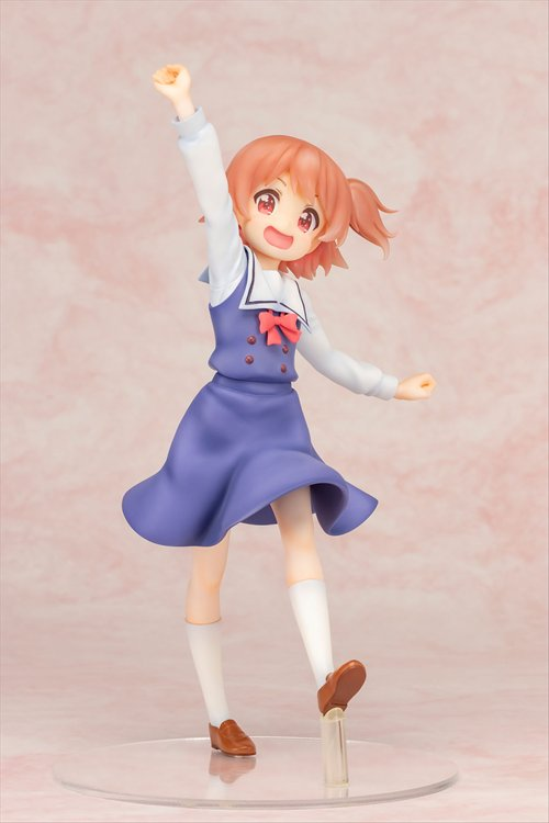 Wataten An Angel Flew Down to Me - Hinata Hoshino Uniform Ver. PVC Figure