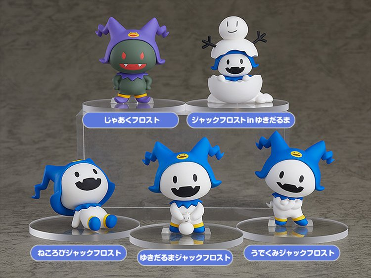 Shin Megami Tensei - Hee Ho Jack Frost Collectible Single BLIND BOX