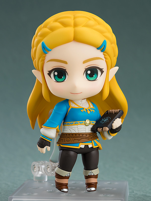 The Legend Of Zelda Breath Of The Wild - Zelda Breath Of The Wild Ver. Nendoroid