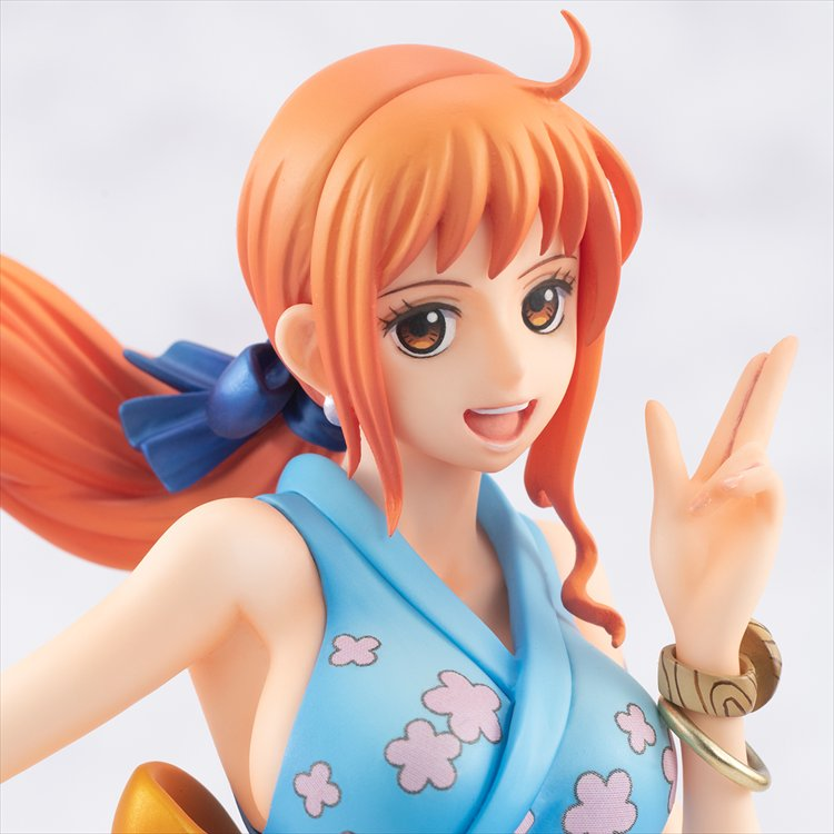 One Piece - Kunoichi Onami Warriors Alliance P.O.P PVC Figure