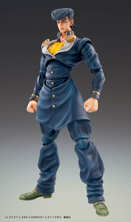 Jojos Bizarre Adventure Part IV - Josuke Higashikata Super Action Figure Re-release