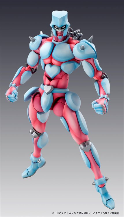 Jojos Bizarre Adventure Part IV - Crazy Diamond Super Action Figure Re-release