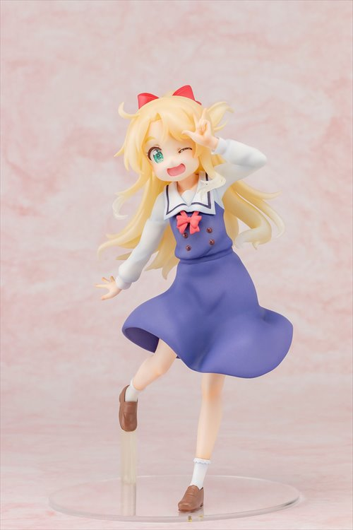 Wataten An Angel Flew Down to Me - Noa Himesaka Uniform Ver. PVC Figure