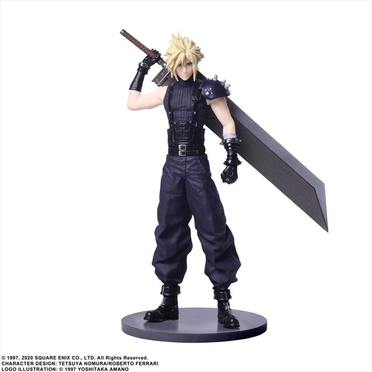 Final Fantasy VII Remake - Trading Arts SINGLE BLIND BOX