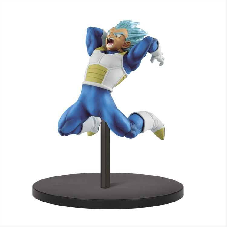 Dragon Ball Super - Vegeta Super Saiyan God Blue Chosen Shiretsuden Vol.7 Prize Figure