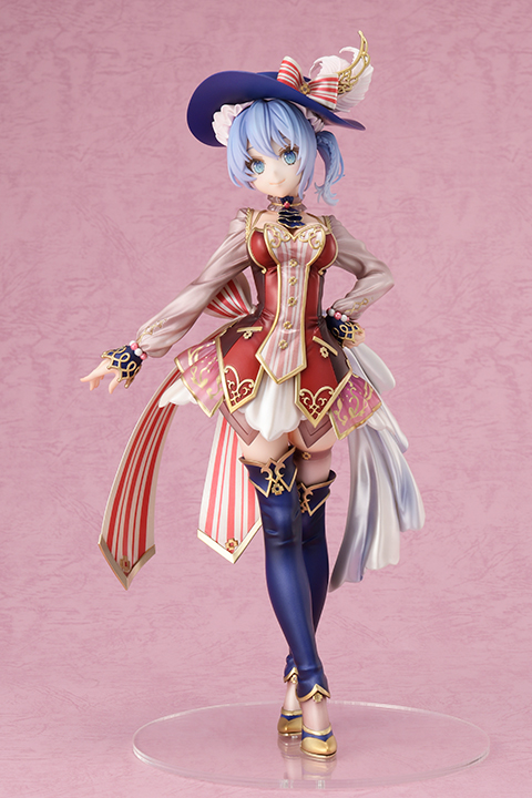 Nelke and The Legendary Alchemists Ateliers Of The New World - 1/7 Nelke PVC Figure