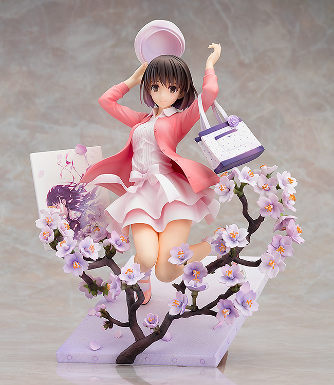 Saekano The Movie Finale - 1/7 Megumi Kato First Meeting Outfit Ver. PVC Figure